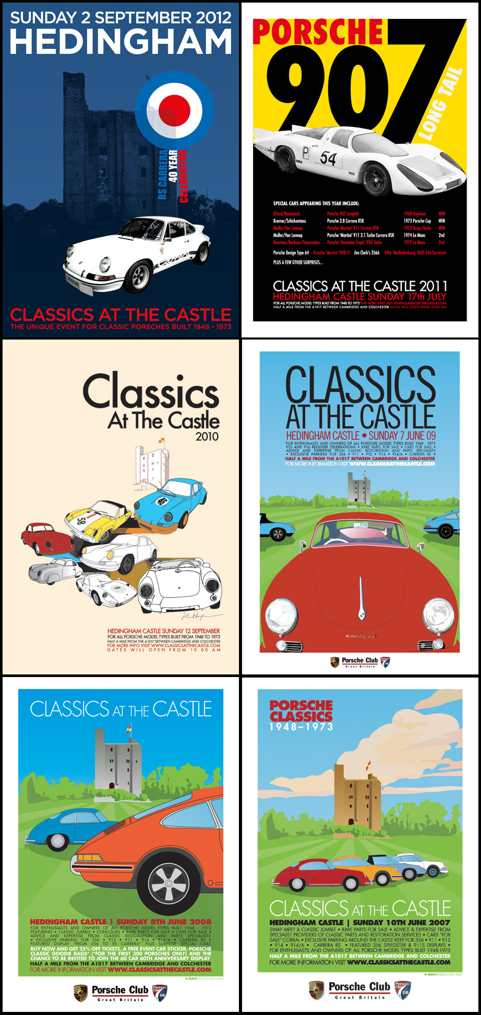 Classics At The Castle