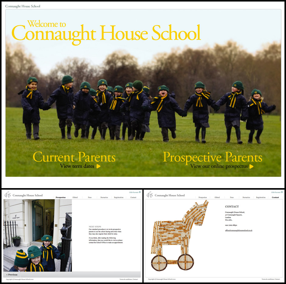 Connaught House School